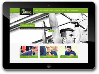 Crossfit Fitnessstudio