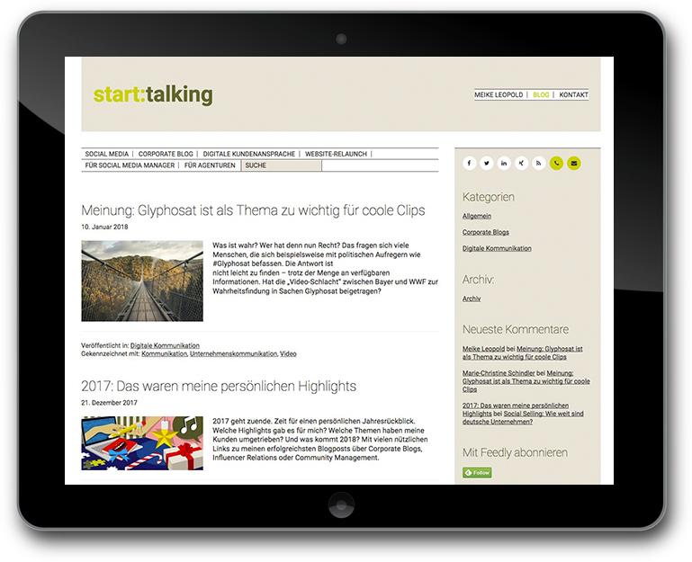 Meike Leopold - Erfolgreiche Kundenkommunikation im digitalen Zeitalter