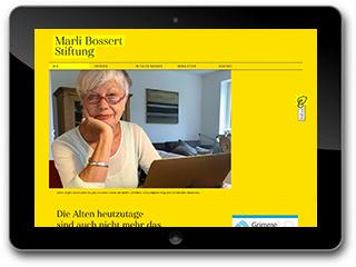 Marli Bossert Stiftung
