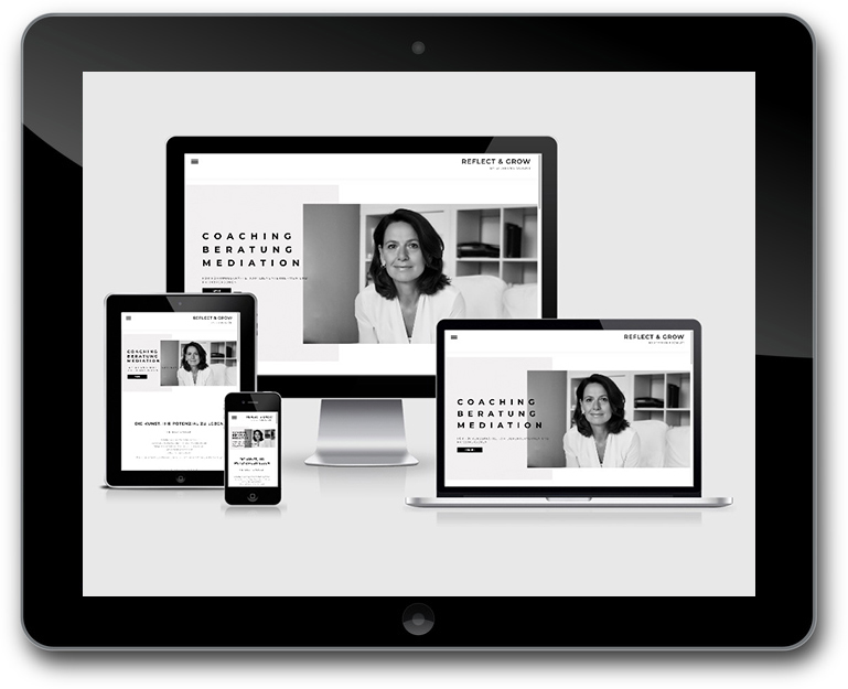 WordPress CMS - Responsive Design