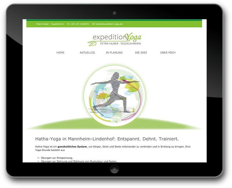 Onepage-Website mit CMS WordPress