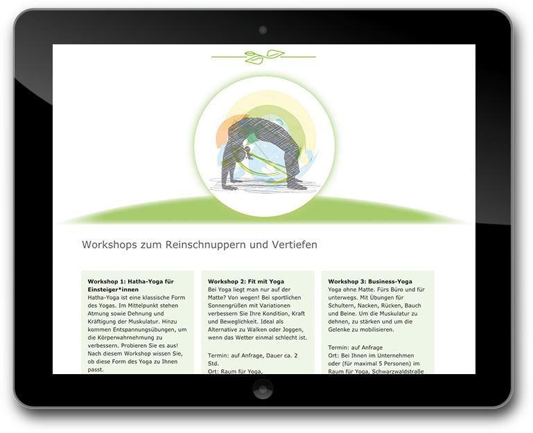 Onepage-Website mit Genesis Framework & StudioPress Child Theme