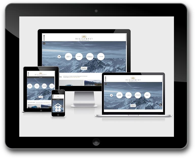 Responsive Design für Seo Optimierung