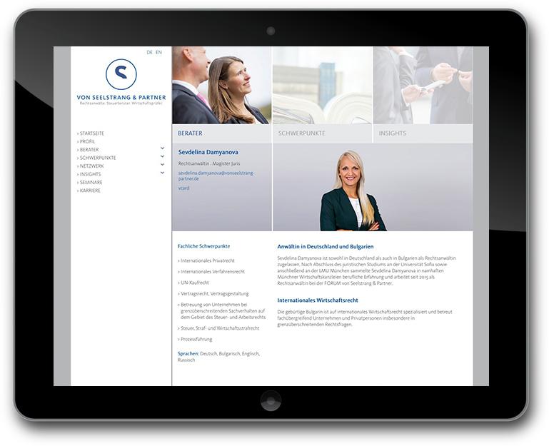 WordPress Website mit Genesis Framework