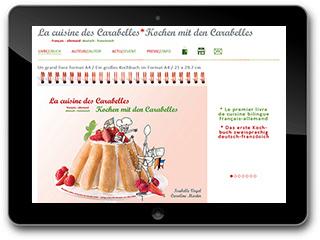 Kochbuch Promotion